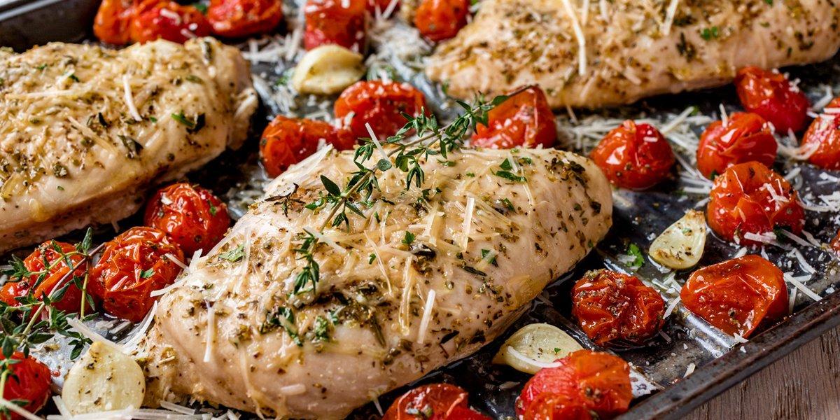 طرز تهیه مرغ ایتالیایی خوشمزه