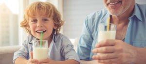 پروتئین شیر