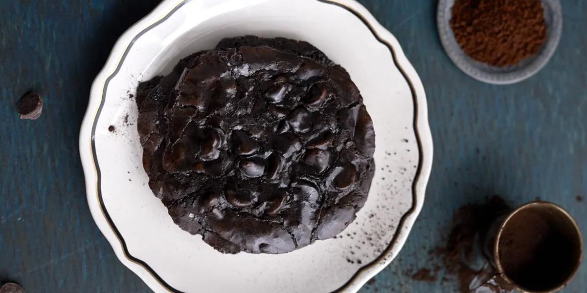 طرز تهیه کوکی دبل چاکلت