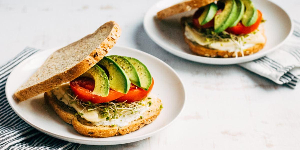 طرز تهیه ساندویچ کلاب سبز