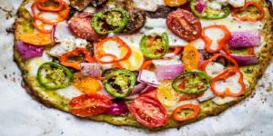 طرز تهیه پیتزا کدو