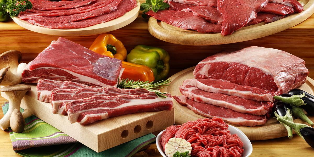 نگهداری گوشت