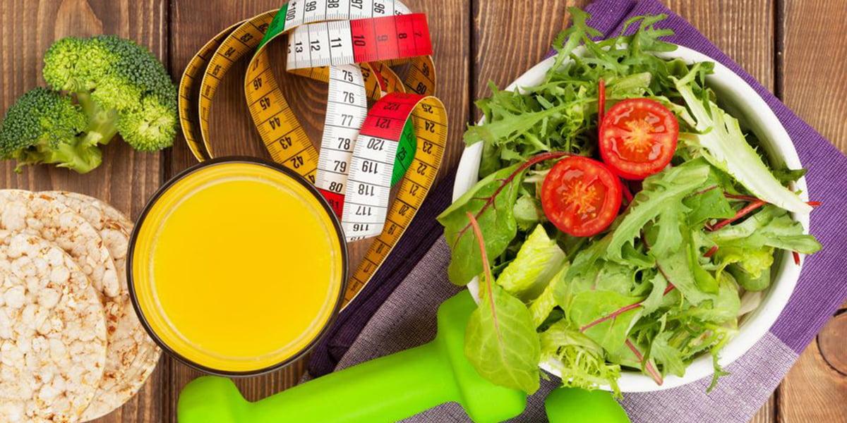 تغذیه ورزشی مناسب