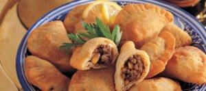 طرز تهیه پیراشکی عربی