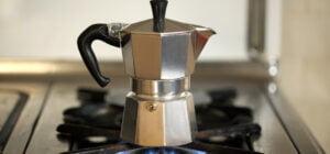 طرز تهیه قهوه در موکاپات