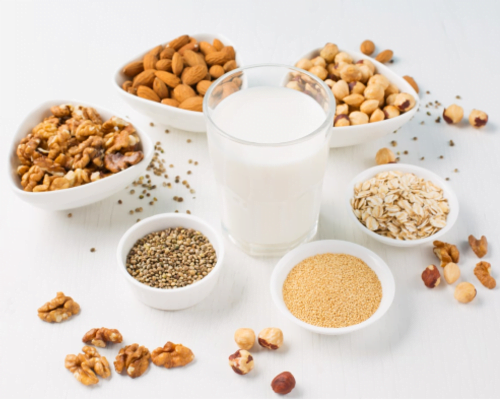 معرفی برخی انواع شیر گیاهی