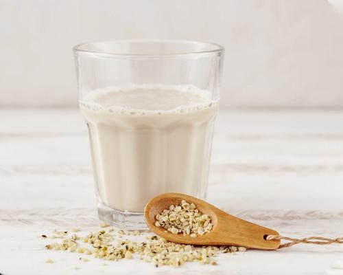 شیر شاهدانه از انواع شیر گیاهی