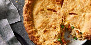 طرز تهیه پای مرغ و پنیر پنج ستاره آمل کلاسیک