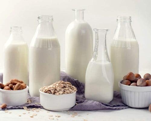 فواید مصرف شیر گیاهی