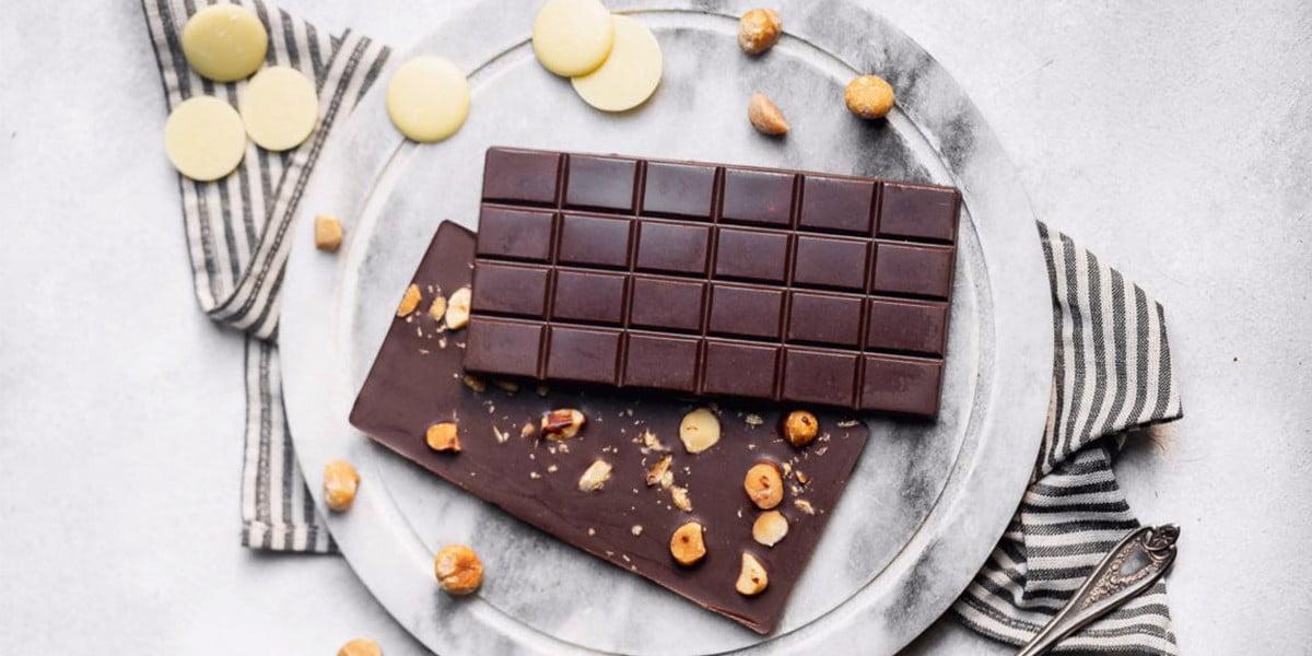 طرز تهیه شکلات وگان