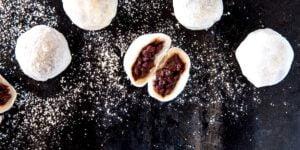 طرز تهیه کیک برنجی به روش کره ای