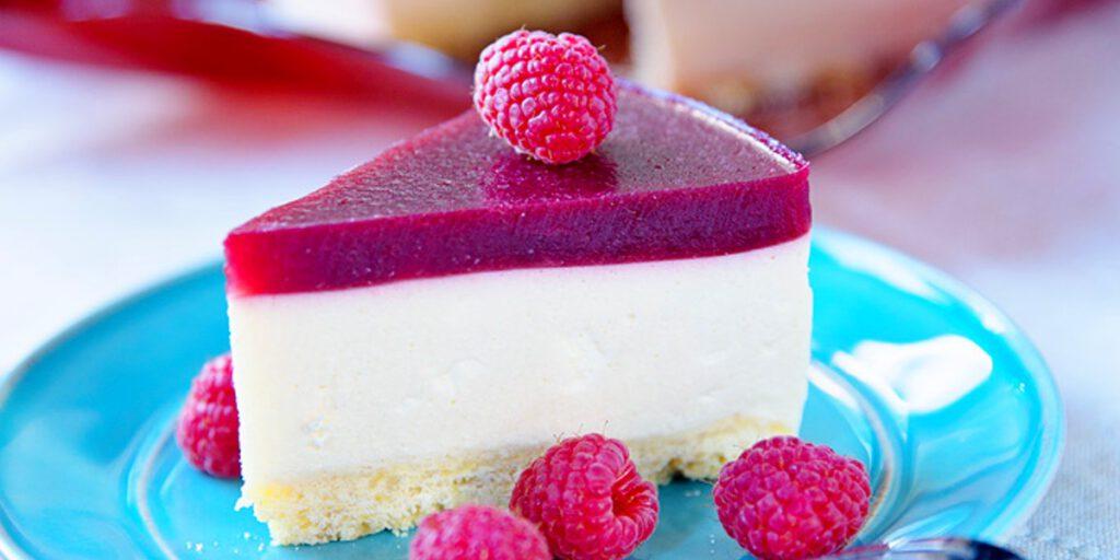 موس کیک پروبیوتیکی