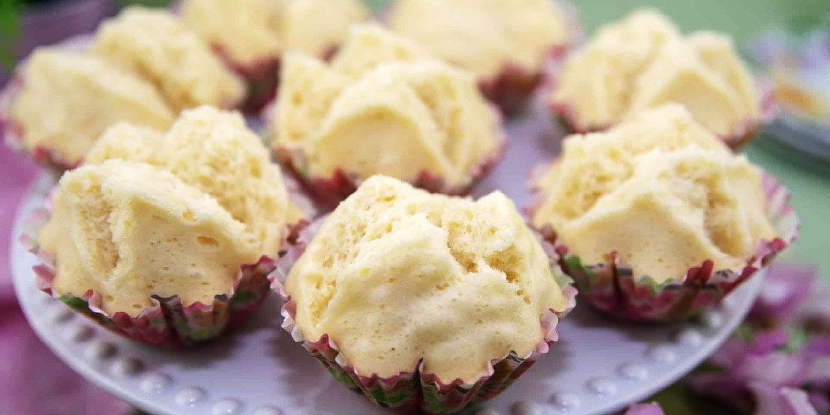 طرز تهیه کاپ کیک بخارپز