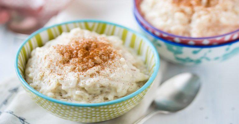 فواید شیر برنج