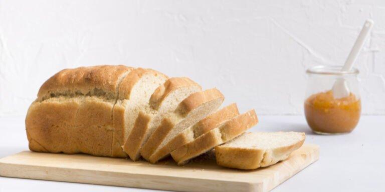نان خوشمزه خانگی
