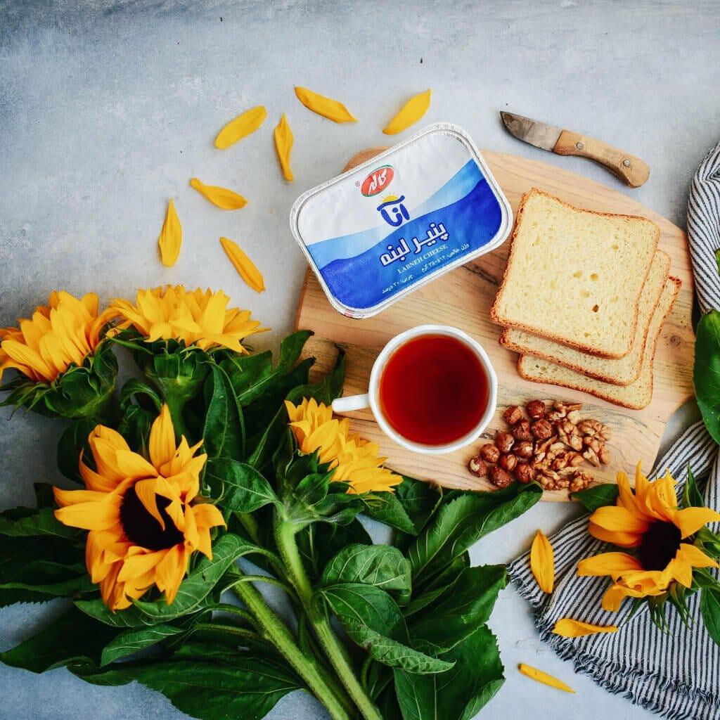 پنیر-لبنه-آنا