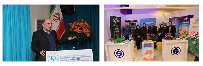 حضور سولیکو در کنگره روابط اقتصادی در حوزه سلامت