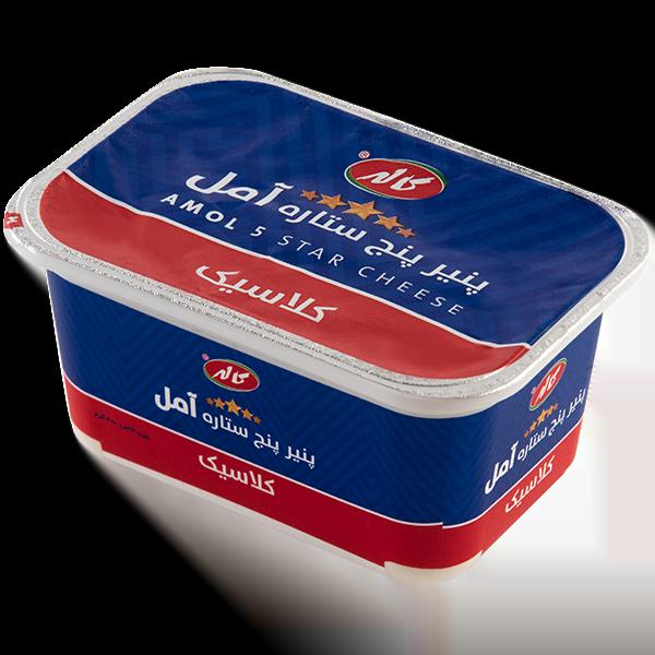 پنیر پنج ستاره آمل کلاسیک