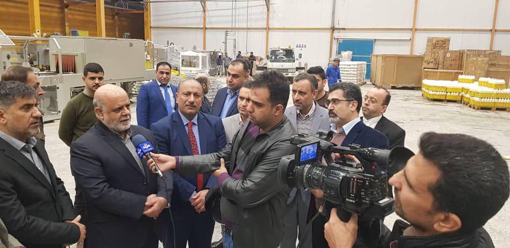 رئیس شورای استان کربلا: از حضور شرکتهای ایرانی مانند کاله در عراق استقبال میکنیم