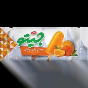 orange jeeto icecream