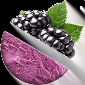 blackberry ice cream