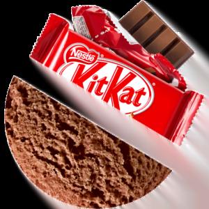 KitKat ice cream