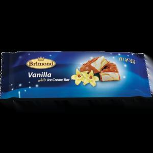 vanilla barimond icecream