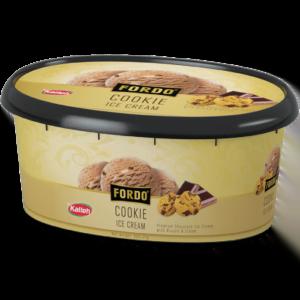 cookie and cream ice cream