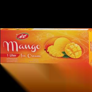 Kalleh Mango Ice cream