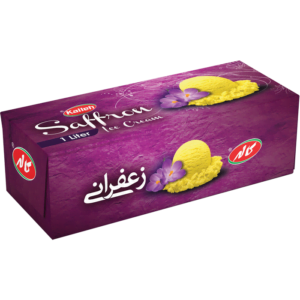 Kalleh Saffron Ice-cream 1 Littre