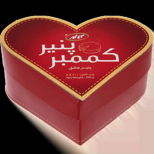 پنیر کممبر قلبی