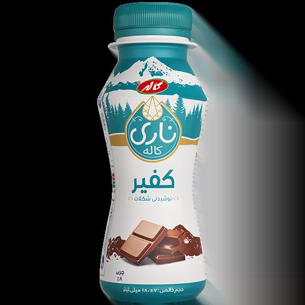 نوشیدنی کفیر شکلات ناری